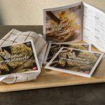Création graphique, mise en page et impression brochure carrée - EURHODE communication