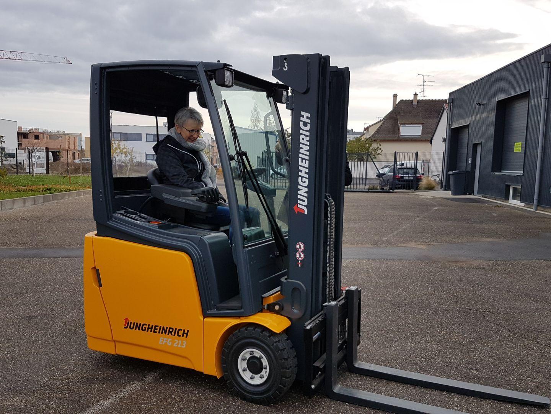 EURHODE Colmar investit pour sa logistique
