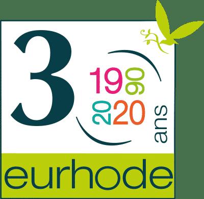 EURHODE fête ses 30 ans en 2020