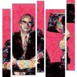 Poster pop-art sur PVC pour salle de réunion - EURHODE Colmar