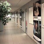 Tableaux en PVC imprimé avec cadre alu pour décoration murale en entreprise - EURHODE Strasbourg
